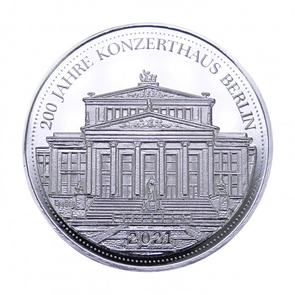 Sonderprägung Konzerthaus Berlin - Silber